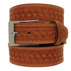 Double Ply Leather Gun Belt