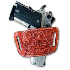 Hand Carved Ultra Compact Slide Holster
