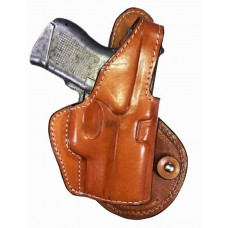 Thumb Break Holster w/Leather Paddle
