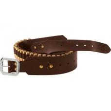Adjustable Leather Cartridge Belt