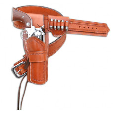 The Morgan Western Holster