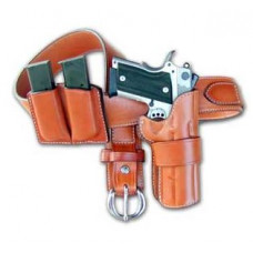 The Officer Western Holster Rig