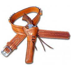 The Sta. Helena Western Holster Rig