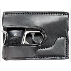 Leather Wallet Pocket Holster
