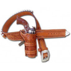 The Wyoming Western Holster Rig