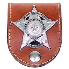 Belt Badge Holder
