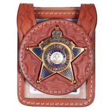 Recessed Pocket Badge ID Holder