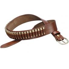 Leather Pistol Cartridge Belt