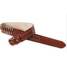 Deluxe Leather Cartridge Belt